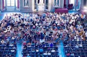 Orchestra e Coro Salone 500-Palazzo Vecchio